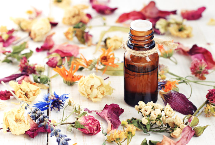 Creating Your Unique Essential Oil Blend