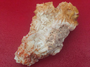 Barite and Vanadinite Specimen