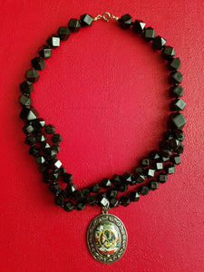 Black Tara Necklace