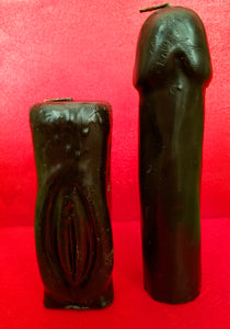 Yoni and Lingam Candle Set