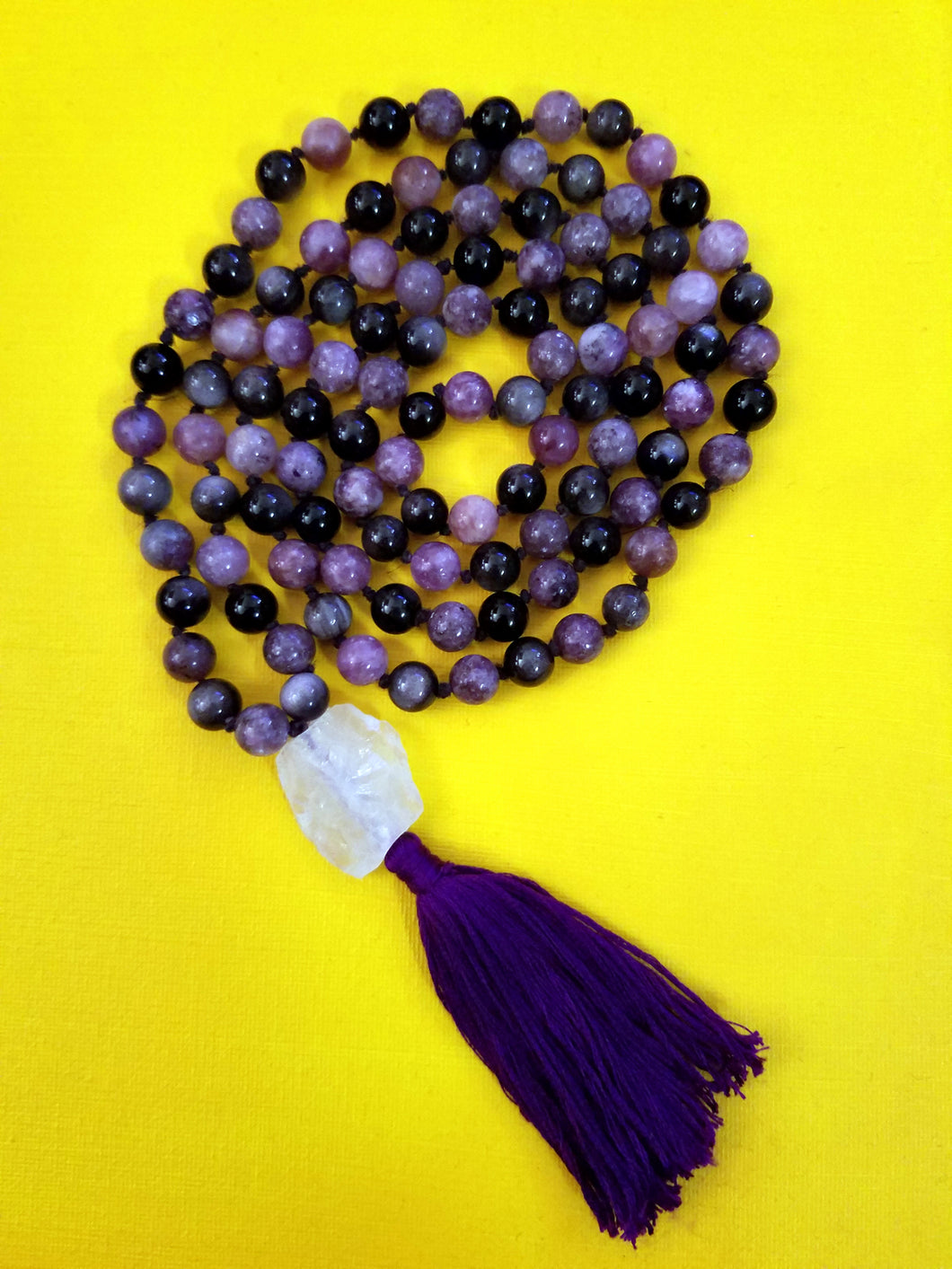 Dispelling the Darkness Mala