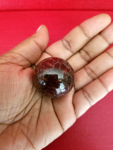 Star Garnet Sphere