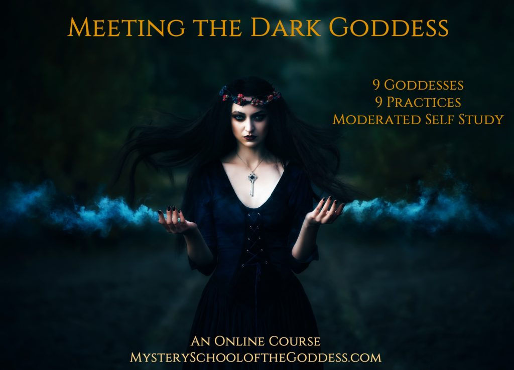 Meeting the Dark Goddess eCourse