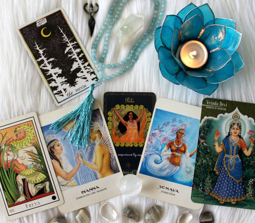 Meet Your Goddess Intuitive Reading