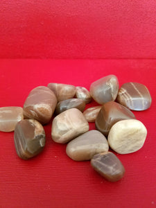 Moonstone Tumbled Stone Set