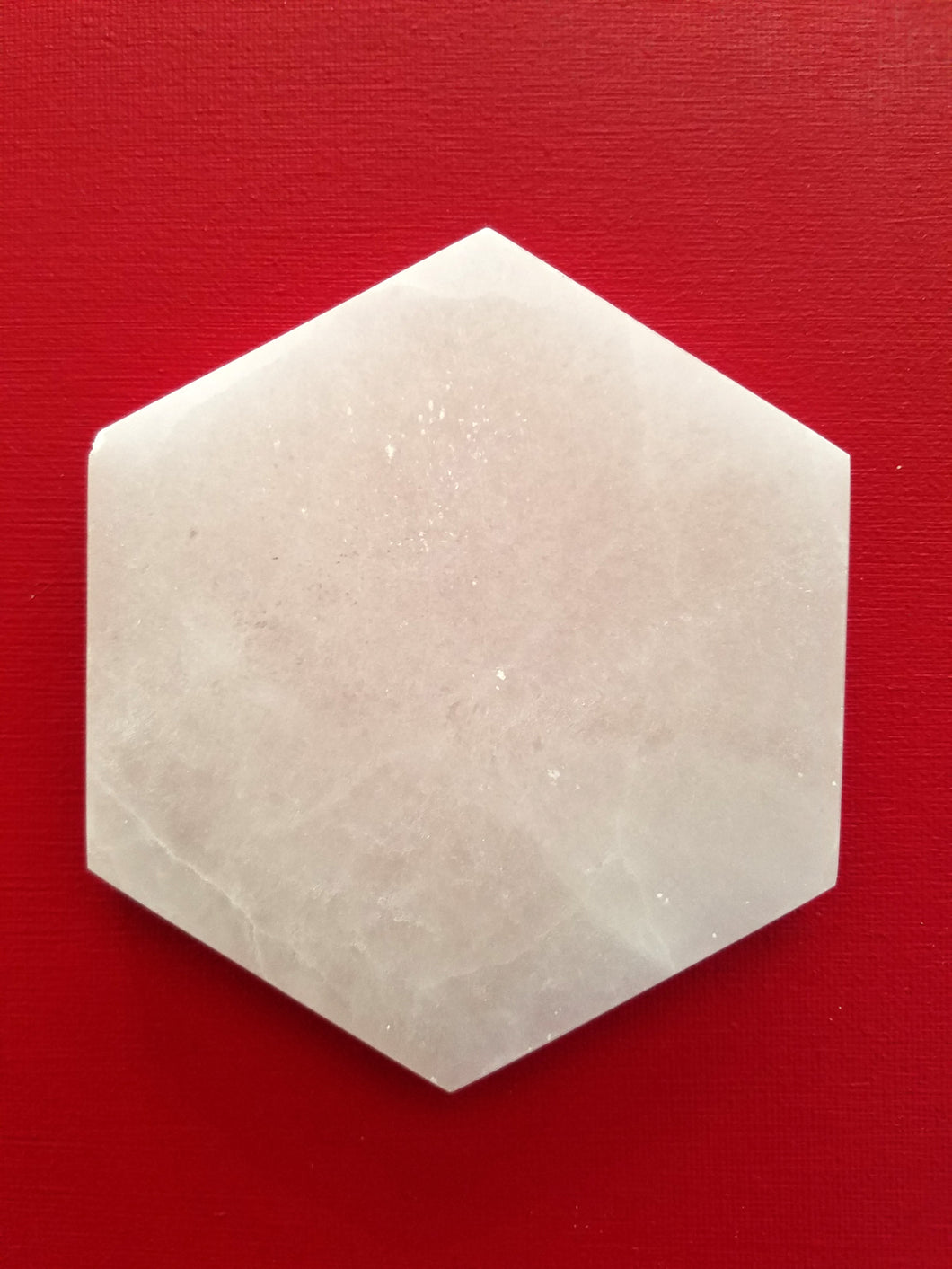 Selenite Hexagon
