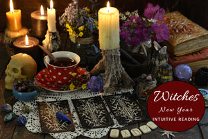 Witches New Year Intuitive Reading Special