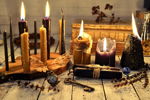 Candle Workings