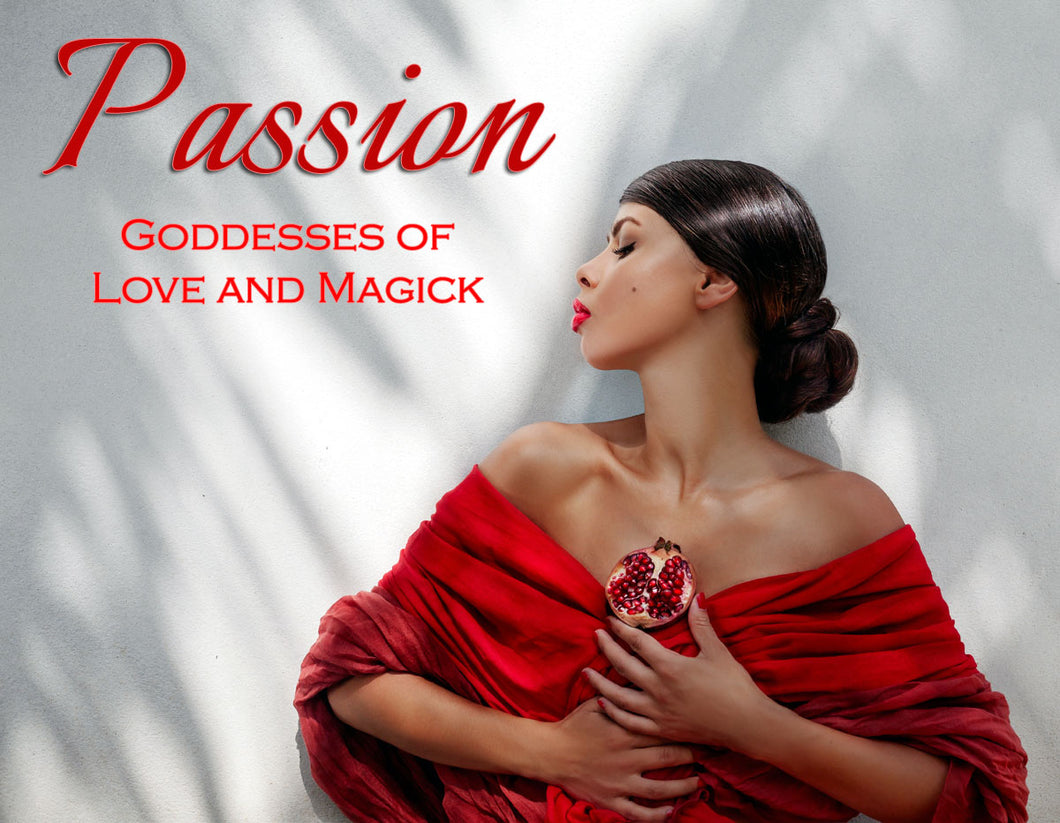 Passion: Goddesses of Love and Magick eCourse
