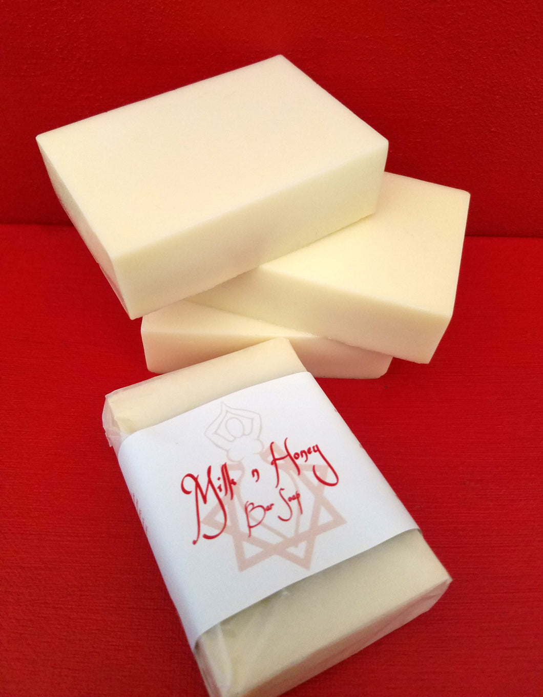 Milk n Honey Bar Soap