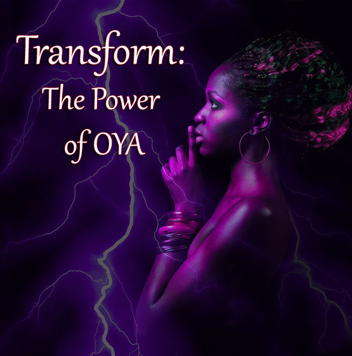 Transform: The Power of OYA eCourse