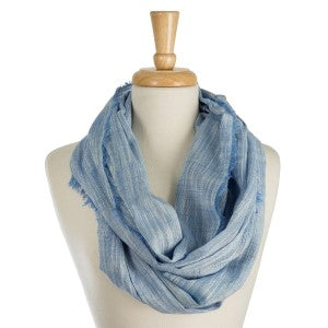 Infinity Scarf in Two Colors