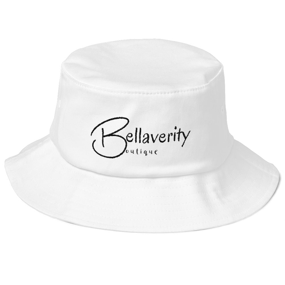 Signature Collection Bellaverity Boutique Old School Bucket Hat