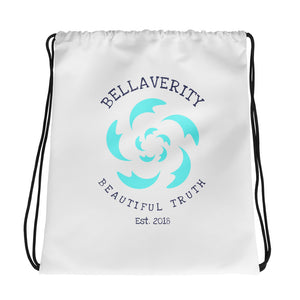 Beautiful Truth Drawstring bag