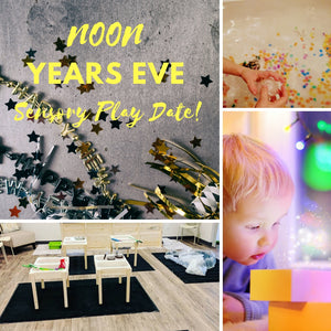 Noon Years Eve!