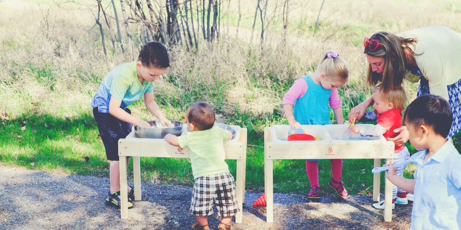 The 3 Keys to Unlock the Benefits of Sensory Play