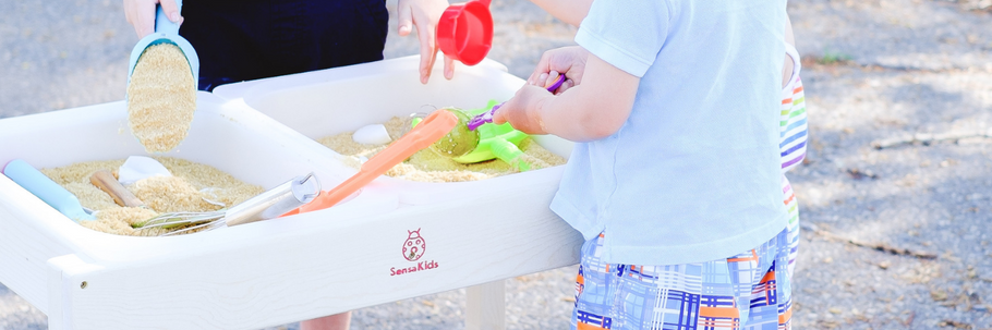 5 Simple Sensory Play Ideas You Can Try Today