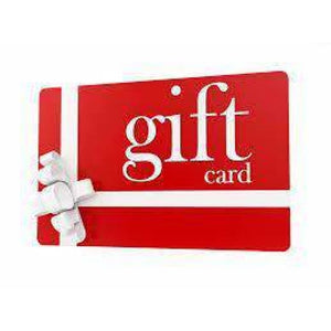 Gift Card - Choose The Amount - Gift Card