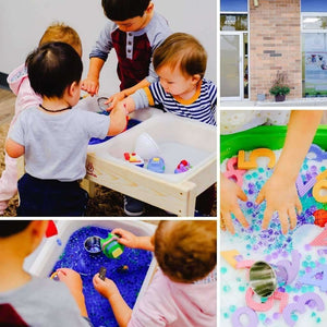 Multi-Age Explorers Sensory Play Class Series - Event