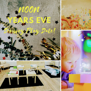 Noon Years Eve Party
