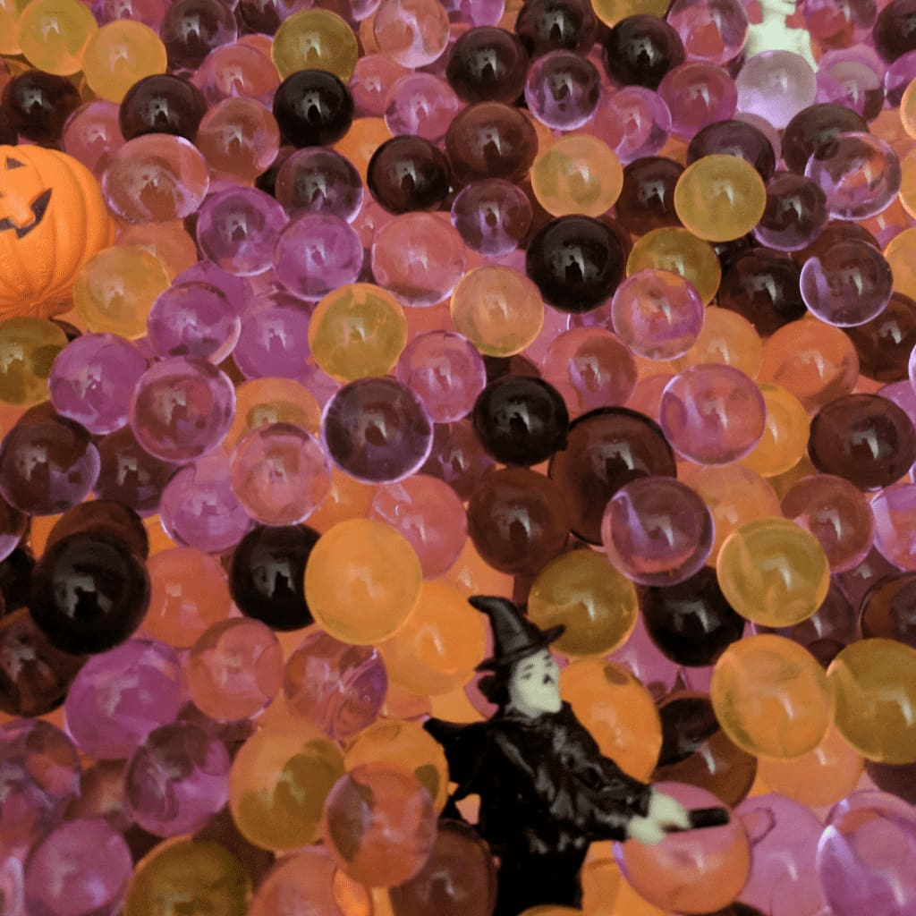 Sensory Beads - Halloween - Bin Fillers