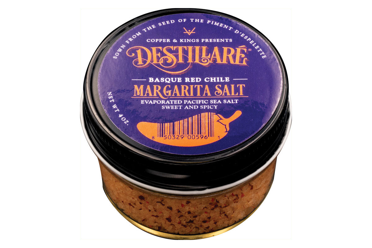 Red Chile Margarita Salt - Set of 2 Jars