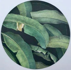Mousepad | Banana Leaves