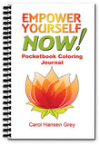 Empower Yourself Now! Journal-Coloring Book