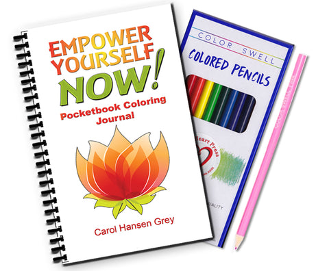 Empower Yourself Now! Set with Pencils