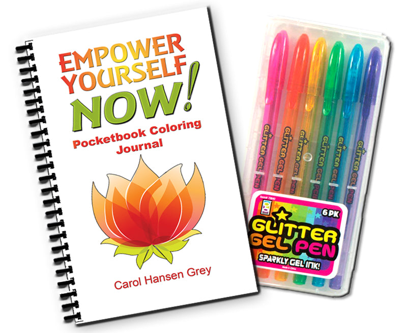 Empower Yourself Now! Set with Pens