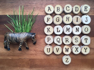 Uppercase Alphabet Magnets