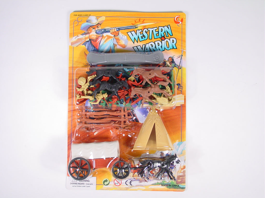 Western Warrior 30pc