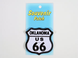 OK USR66 Embroidered Patch