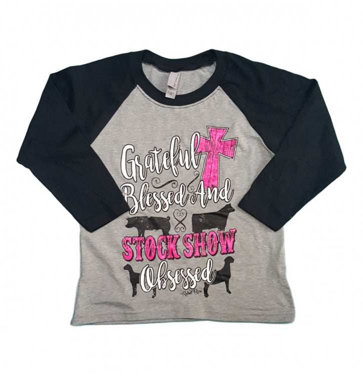 Grateful stockshow tee