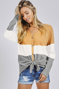 Color Block Thermal