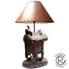 Saddle Lamp
