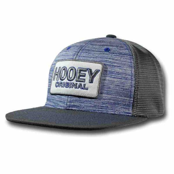 "Hooey ""Original"" Blue/Gray Snapback"