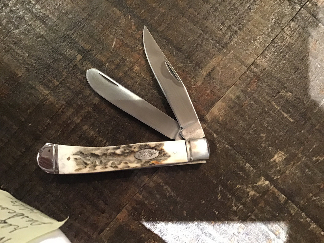 Hooey Knife Full Stag