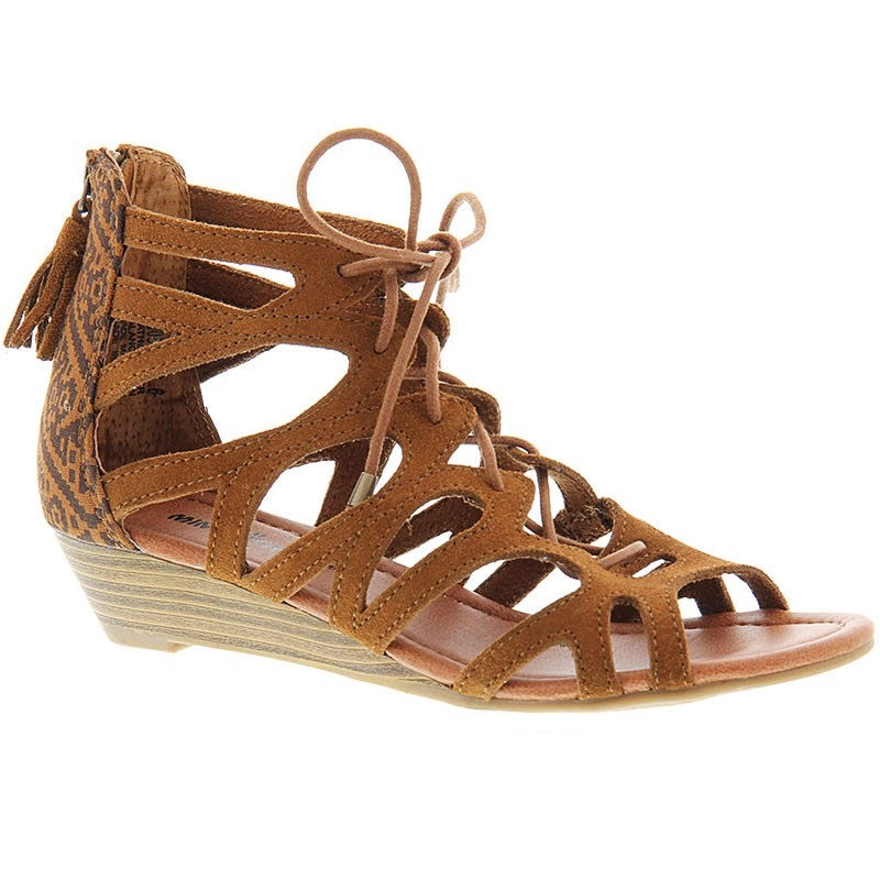 Merida II Dusty Brown Sandal