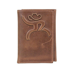 Roughy Signature Chestnut Trifold