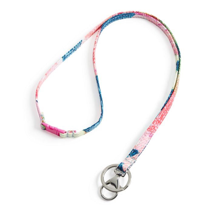Vera Bradley Lanyard Lighten Up