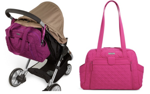 Stroll Around Baby Bag Pink