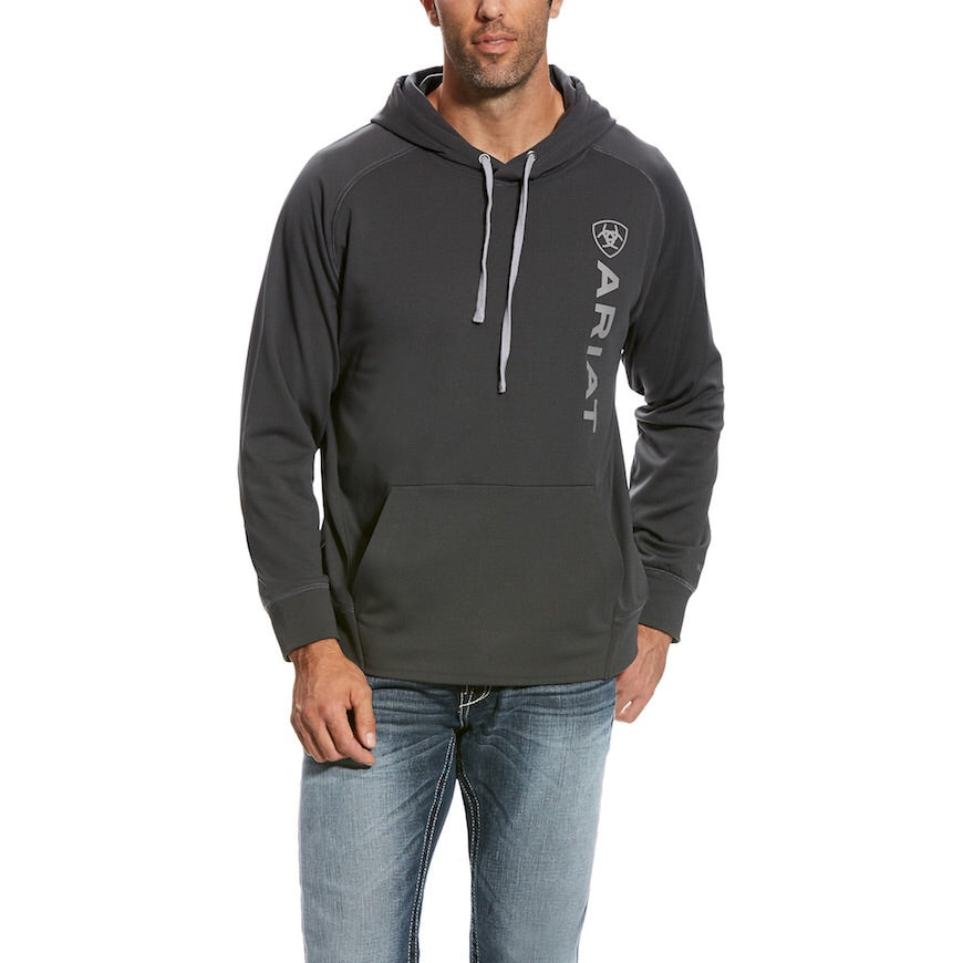 Men's Tek Fleece Hoodie 3.0 Graphite