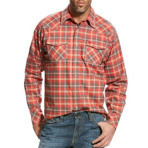 Ariat Flame-Resistant Kenedy Retro Work Shirt