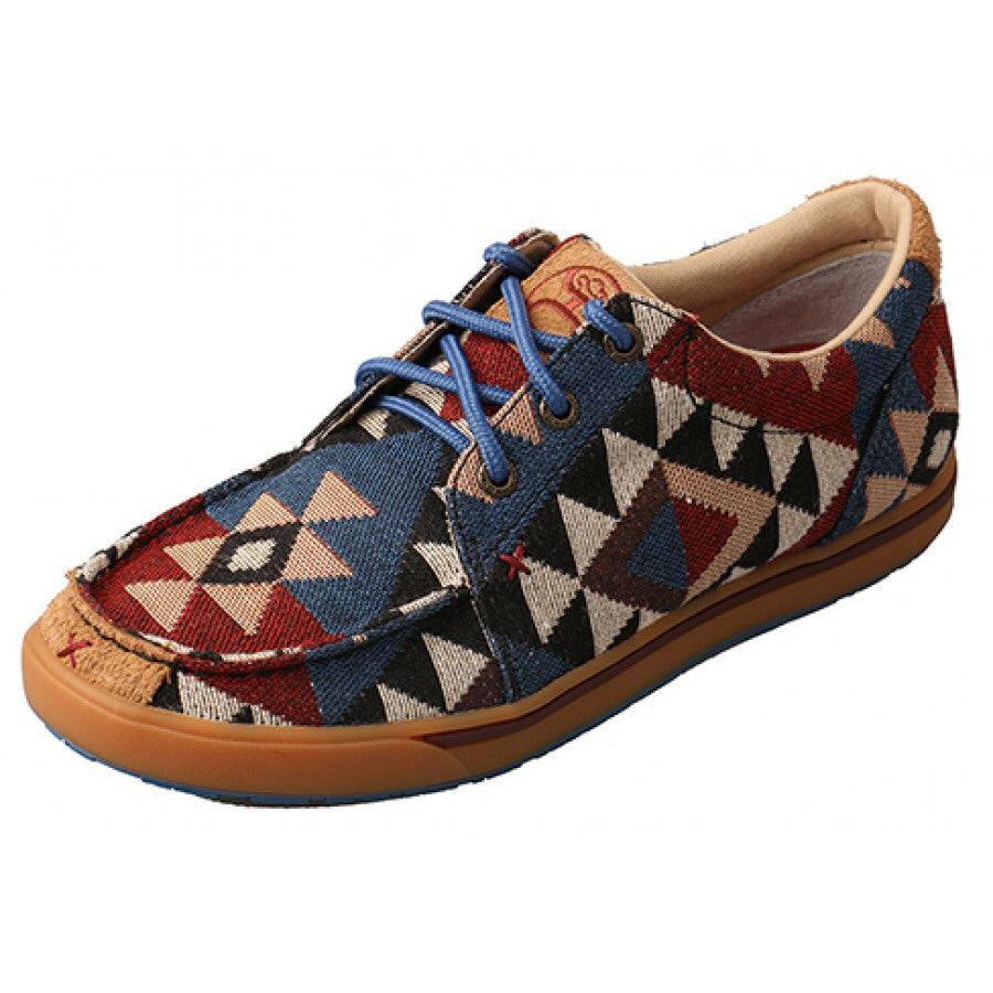 WHYC001 Women's Graphic Pattern Shoe