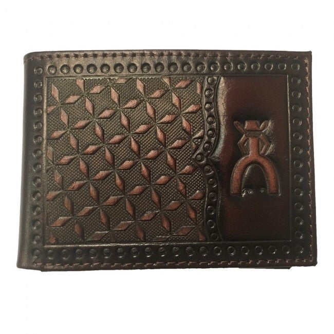 Punchy Choc Tooled Bifold