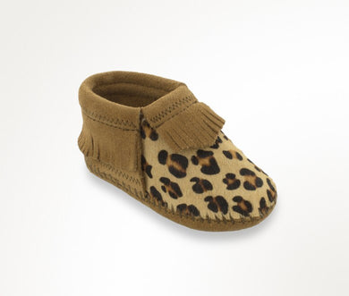 Infant Moccasin Leopard