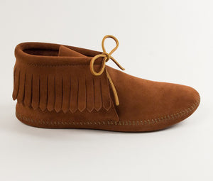 Men's Classic Fringe Soft Sole Brown