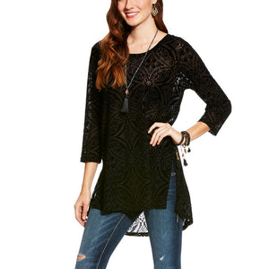 Kaci Tunic Black