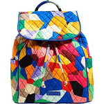 Drawstring Backpack-Pop Art